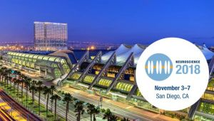 Society for Neurosciences 2018, San Diego